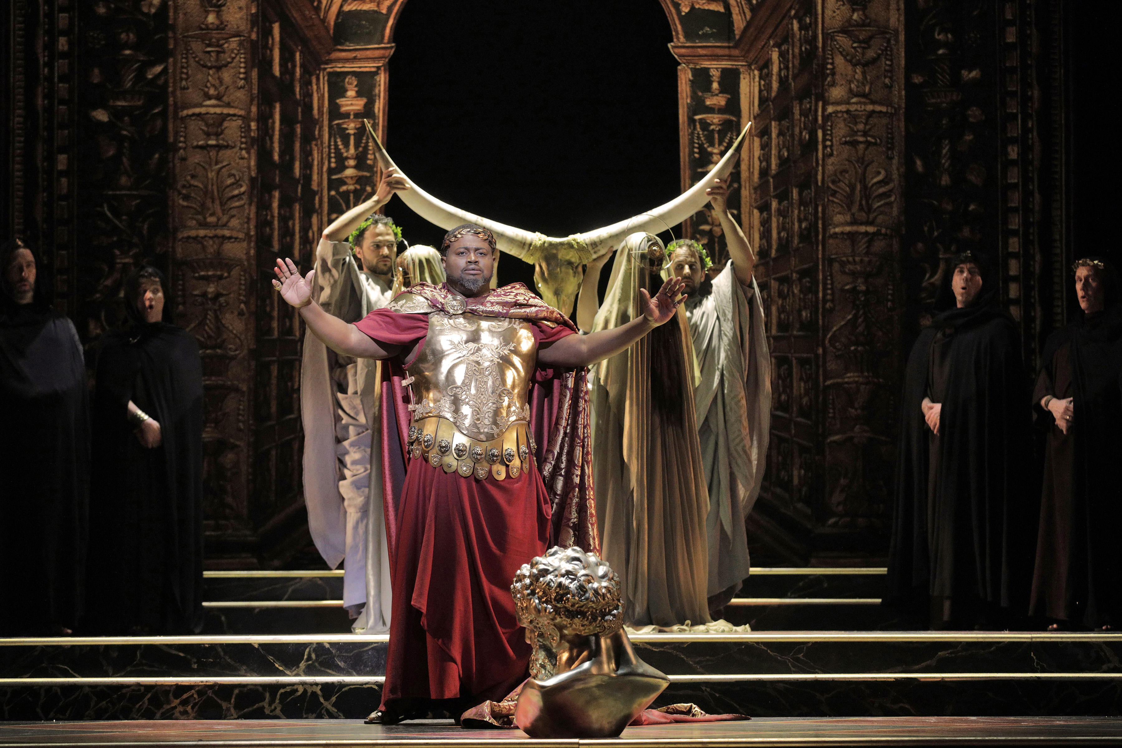 South Fulton's Russell Thomas Stars in LA Opera's 'The Clemency of Titus'