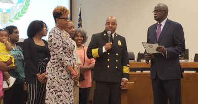 South Fulton Swears in New Fire Chief