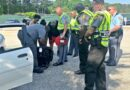 South Fulton Police Department Donates Car Seats to Families in Need