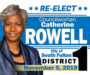 Councilwoman Catherine Rowell