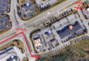 Daytime Closure of Creek Pointe Way at Camp Creek Pkwy Starting Aug. 14