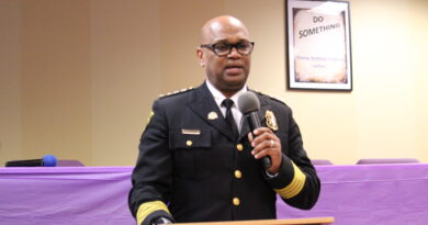 Police Chief Reports Growing Force, Decrease in Crime
