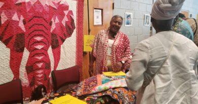 Atlanta Quilt Festival Preserves Families' Legacies, Keeps Traditions Alive