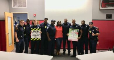 South Fulton Firefighters Support MDA with Annual Fill the Boot Drive