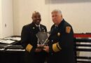 Broome Earns Statewide Recognition, Named Fire Chief of the Year