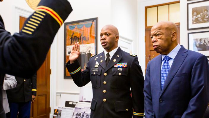 Celebrating Veterans Day in South Fulton