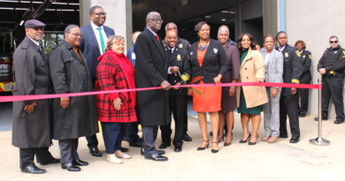 Gallery: Fire Station 1 Reopens in South Fulton