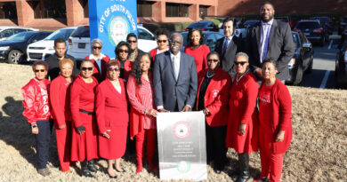 DST Chapter Becomes First Group to Adopt a Road in South Fulton