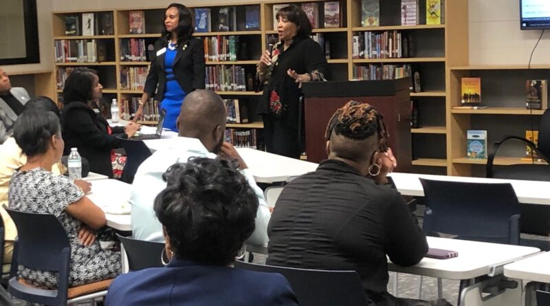 Fulton County Schools Community Board Meeting