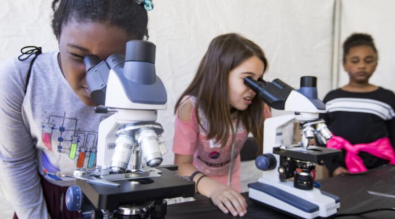 Atlanta Science Festival - Stonewall Tell Elementary