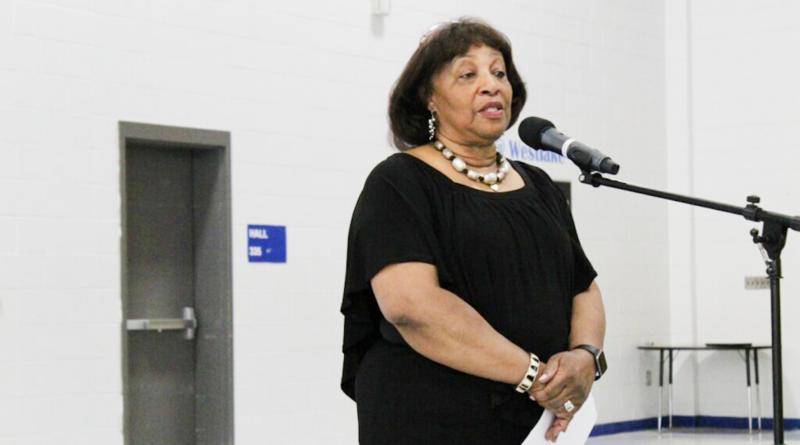 School Board Linda Bryant March